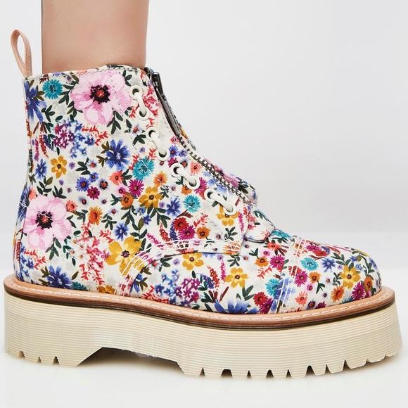 [ nib ] Dr. Martens Sinclair Wanderlust Boots NWT